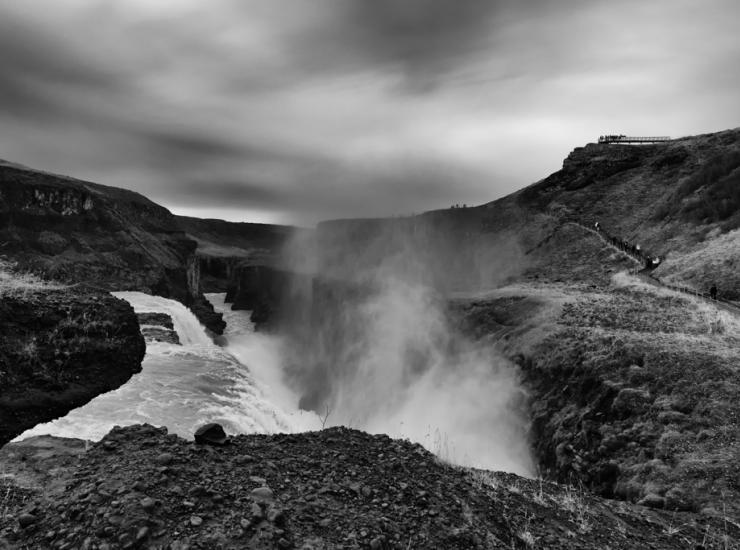 Flow : Gullfoss