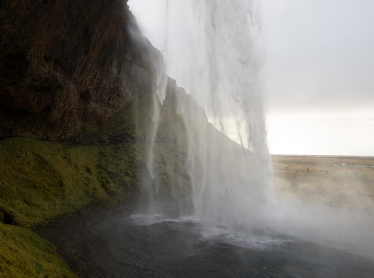 Flow : Seljalandsfoss